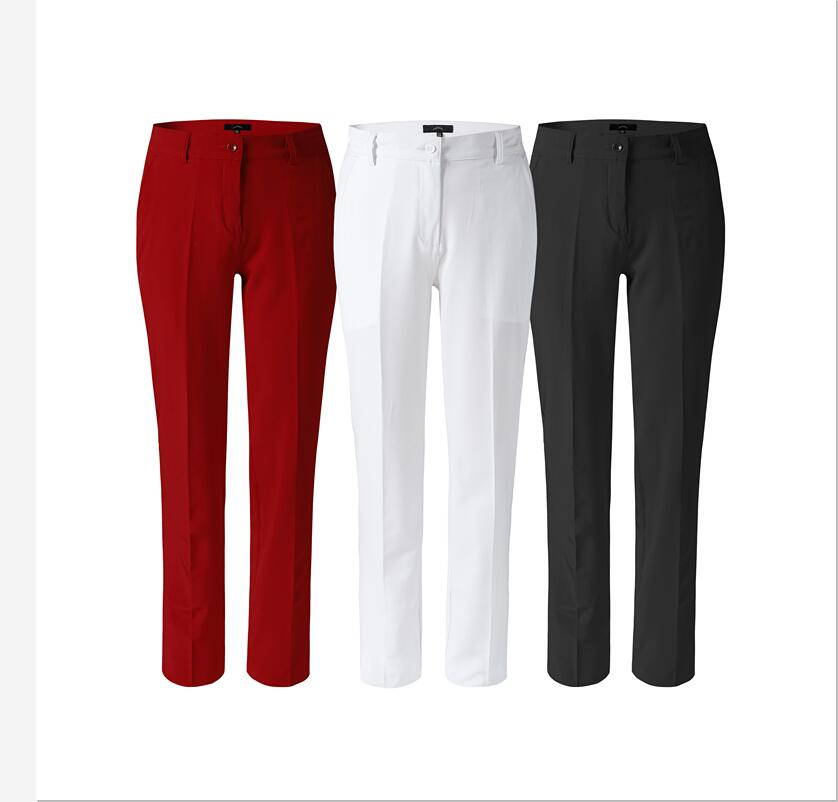 CAIIAWAV New spring summer womens sports Golf trousers ladies breathable Quick-drying slim Golf pants Sportswear clothing