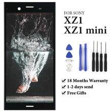 XZ1 Xperia XZ1 コンパクトミニ液晶