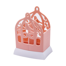 050 Birdcage table drain receiver chopstick cage kitchen tool 11.7*8.6*16.4cm