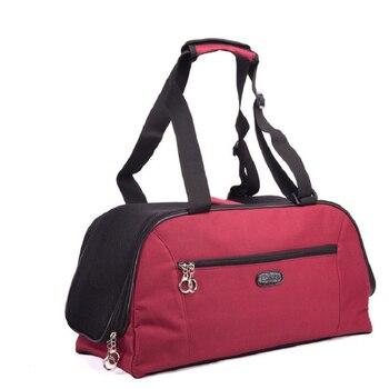 5kg Pet Sale Pet Dog Carrier Bag Size S/L Cat Puppy Portable Travel Carrier Tote Bag Handbag Crates Kennel Luggage 1