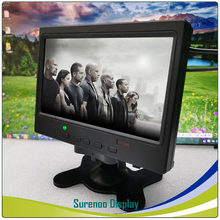 "7"" 7.0 Inch HDMI/VGA/AV 1024*600 IPS LCD Module Display Monitor Screen Resitive / Capacitive Touch Panel for Raspberry Pi(China)"