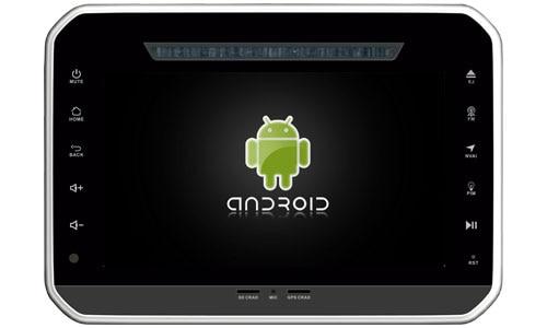 Navirider Eight Core Android 7 1 1 4GB ram car DVD player for SUZUKI IGNIS 2017