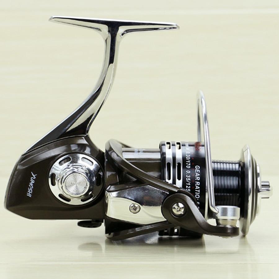 Új BY 3000 - 7000 Spinning orsó 5.5: 1 Zökkenőmentes 13BB teljes - Halászat - Fénykép 4