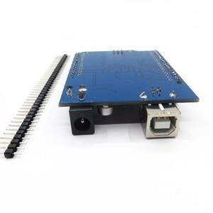 Image 5 - 5pcs/lot UNO R3 Development Board For Arduino (Compatible) UNO MEGA328P CH340 NO USB CABLE