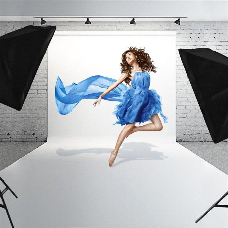 Photo milieux Photographie Fond Studio Vidéo Non-Tissé Tissu Toile de Fond Écran 1.8*2.7 m/5.9 * 8.8ft