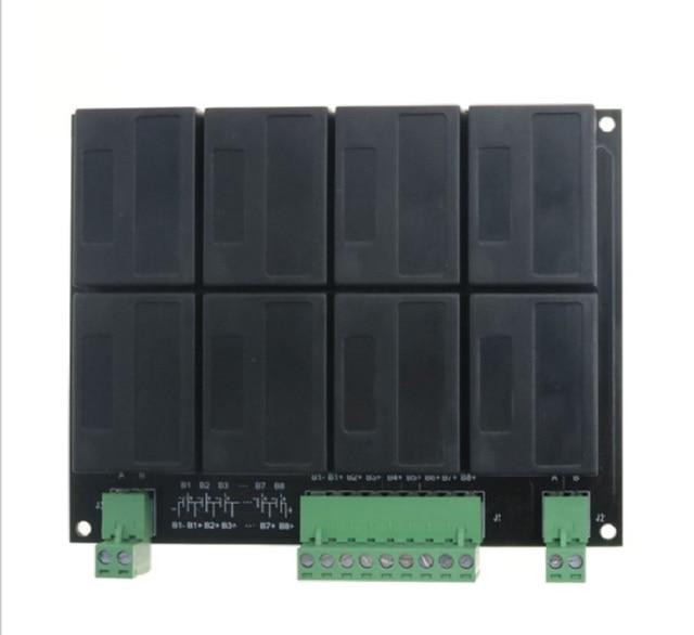 QNBBM 8S aktywny wyrównywacz napięcia wyrównywacz akumulatora moduł do litowego LiFePO4 Li ion 18650, LTO, LIMN NCM