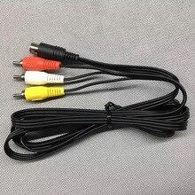 FZQWEG AV Cable for SEGA Mega Drive 2 Genesis 2 and for Mega Drive 3 Genesis