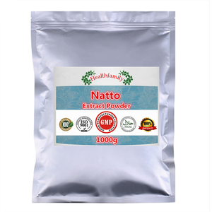 Image 4 - Top Quality Natto Extract Nattokinase Enzymes Powder,High Value Health Nutritional Supplements,Good for Human Keeping Fit
