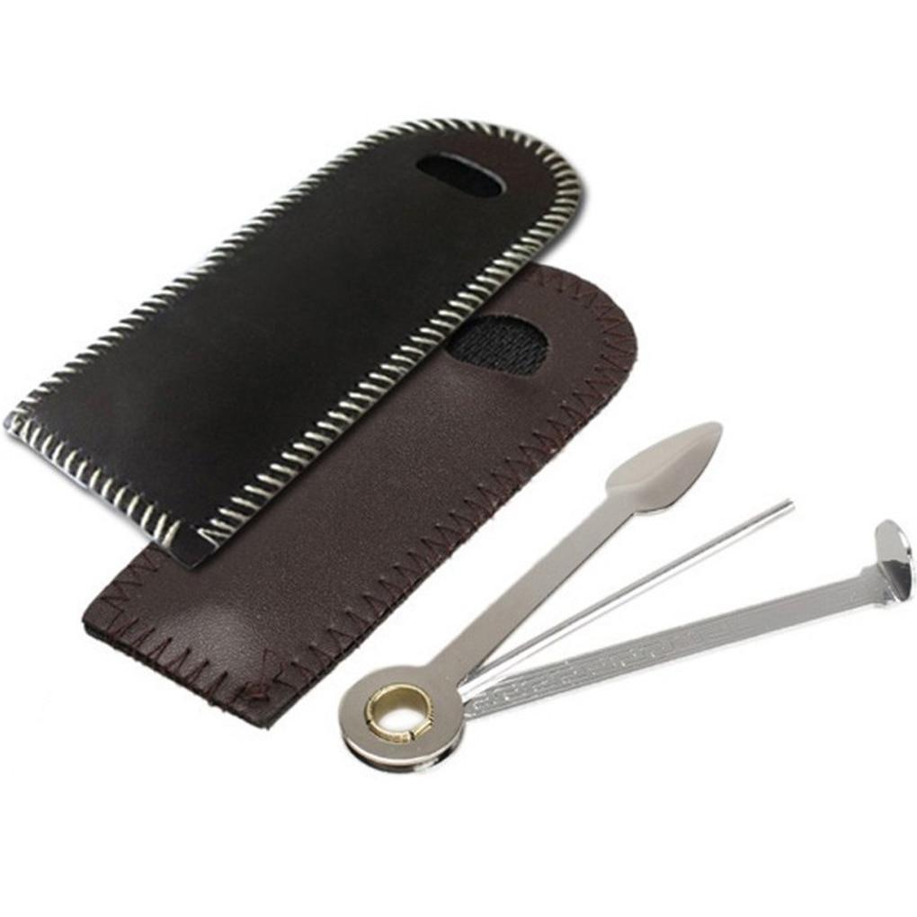 3 In 1 Zigarre Cutter Tamper Schaber Multi Funktion Metall Tabak Rohr Reiniger Tabak Rohr Rauchen Zubehör Schnelle Farbe