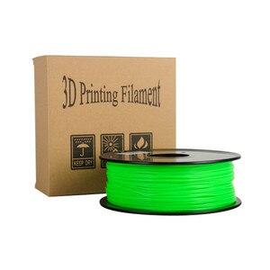 Image 5 - 10PCS 1.75MM 1KG/PC PLA ABS 3D Printer Filament For 3D Pen Rubber Ribbon Consumables Material DIY Filament For 3D Printer