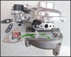 Turbo + elektromagnetyczny siłownik elektryczny CT16V 17201-OL040 17201-0L040 17201-30110 dla TOYOTA HI-LUX Land cruiser 1KDFTV 1KD-FTV 3.0L