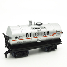 train track Oil container  for model locomotive Train toy track  with good quality цена 2017