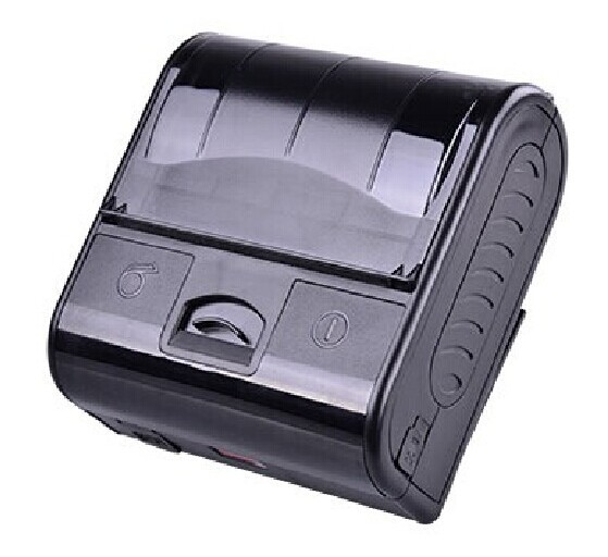LS3  3 inch Mobile Receipt Printer,mobile printer,bluetooth printer with bluetooth interface and leather case