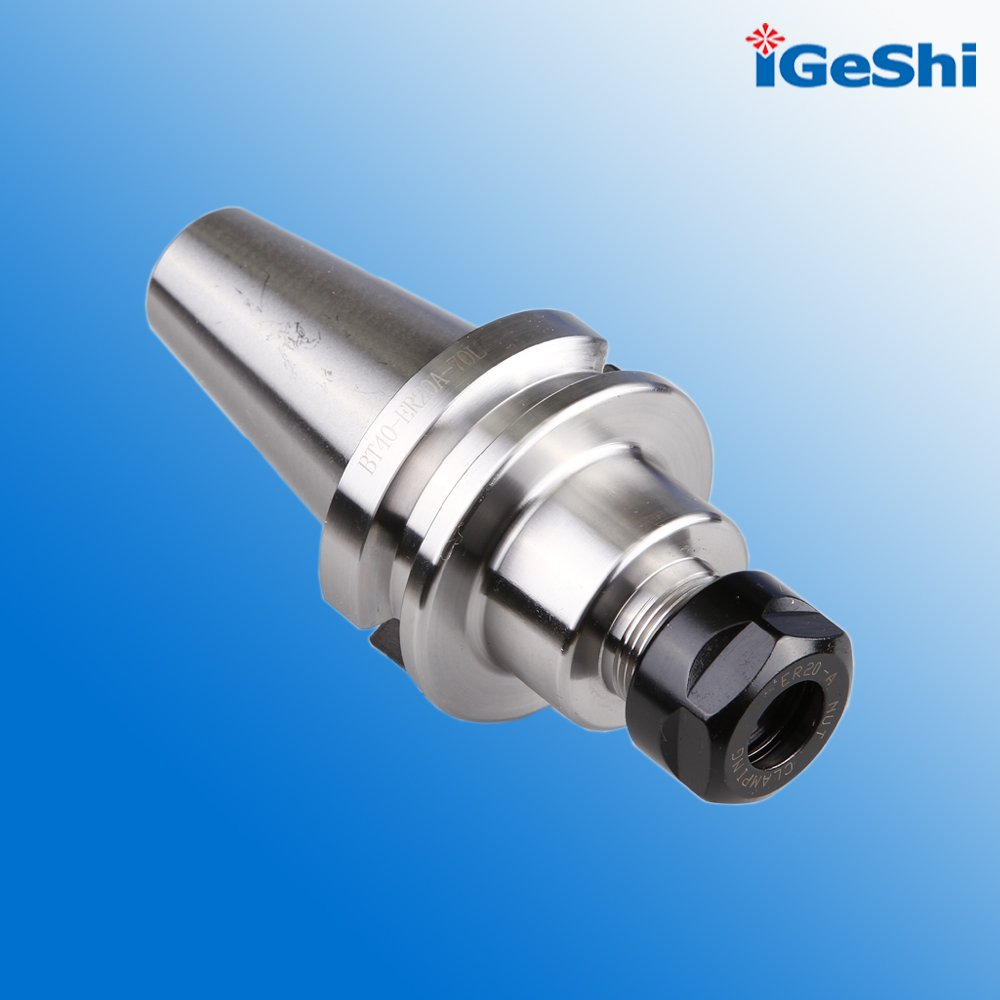 New BT50 ER20 70L Collet Chuck Holder ,Clamping Range :2-13mm .Precision:0.01mm machinery tool er20 10 10 9mm clamping range spring collet chuck