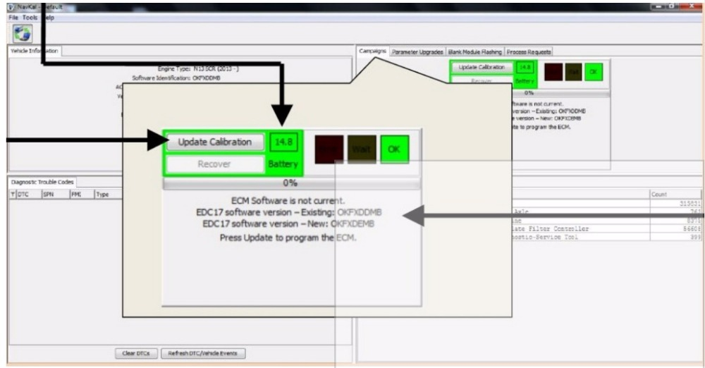 US $145 0 |Navkal 2018 offline version + files for DELETE DPF MAXXFORCE 13  EPA 10+Instructions+restore factory setting ECM +keygen UNLOCK on