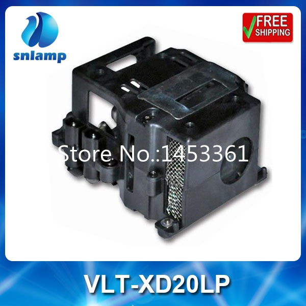 High qualty projector lamp bulb VLT-XD20LP for XD20 XD20A compatible projector lamp for mitsubishi vlt x30lp vlt xd20lp vlt x20lp xd20a x30u lvp x30u lvp xd20 lvp xd20a