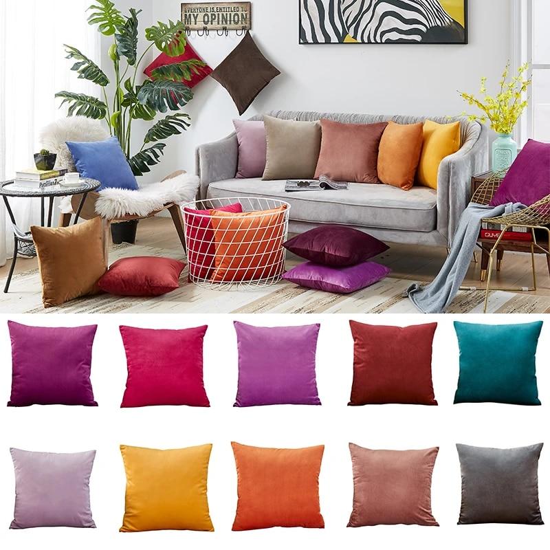 Cushion Covers Cushion Cover Pillow Case Decorative Cushion Pillow 40x40 45x45 50x50..