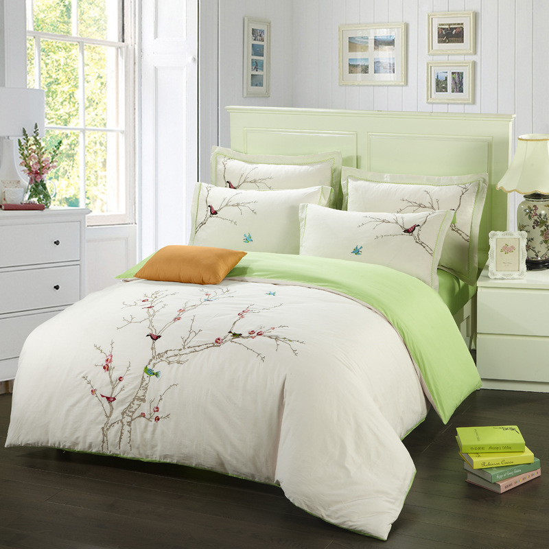 Pc Twin Bed Linen Sets