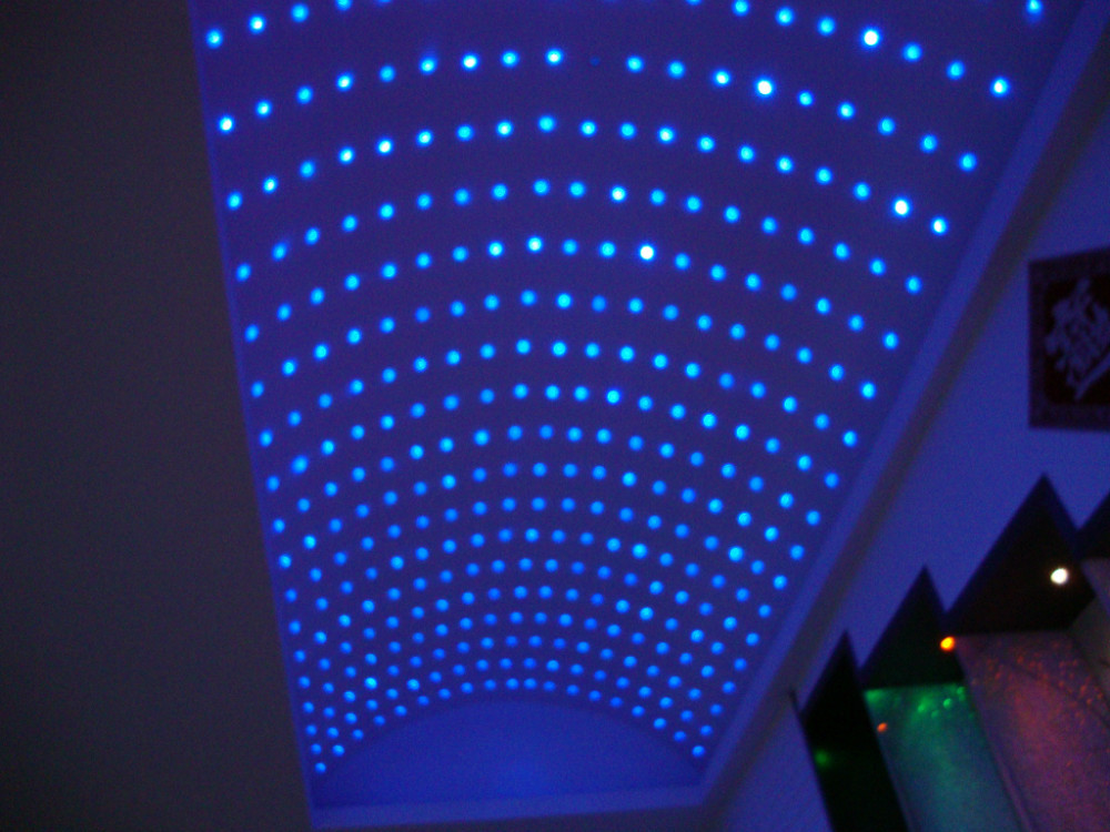 30pcs Waterproof Recessed LED Small Star Underwater Bathtub Light SMD5050  0.54w RGB Color With 1pc Light Controller In Ceiling Lights From Lights U0026  Lighting ...
