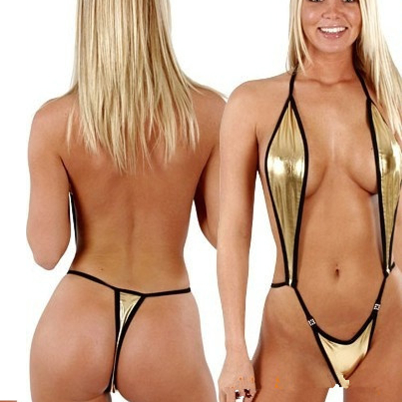 921ee19e32bae Κολύμπι Very Small Super Sexy Mini Swimsuit Sheer Monokini Micro G String  Swimsuits in Semi Sheer Black Bathing Suit Stripper Dancewea