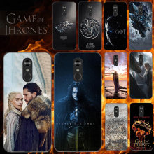 Phone Case For LG Stylo 4 STYLUS 3 Q8 Q7 G7 G6 G5 G4 G3 G2 Mini Note V50 V40 K11 K10 K9 K8 2018 X Power 3 Game Of Thrones Cover(China)