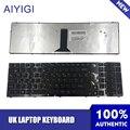 AIYIGI UK Клавиатура для ноутбука Asus K93SV K93 K93SM K95VB K95VJ K95VM X93SM X93SV K95 K93SV K93S K95V X93S Черная Новинка