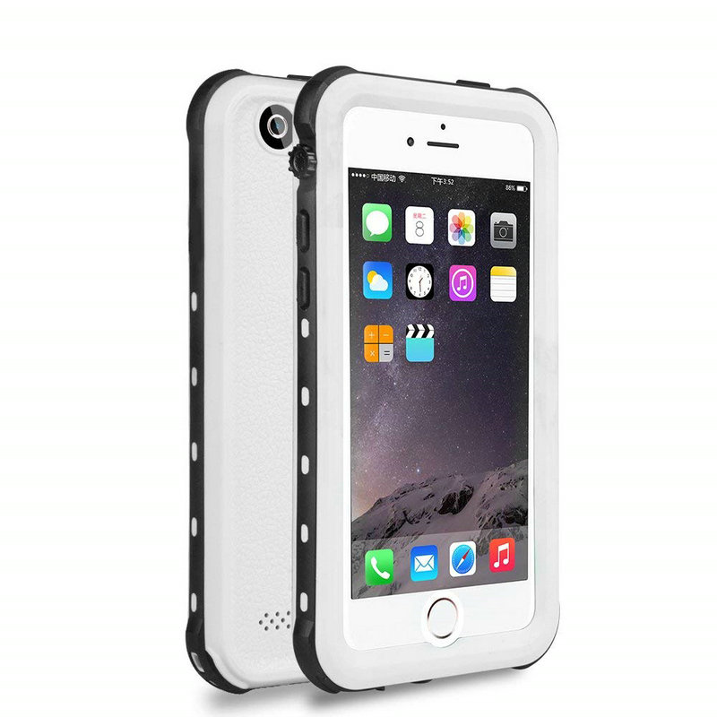 Redpepper Sealed Waterproof Case For iPhone 5 5S SE Shockproof case (15)