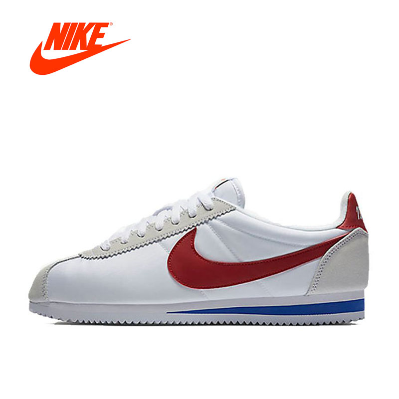 Original New Arrival Offical Nike Classic Cortez Breathable Men's Running Shoes Sports Sneakers classic athletic стоимость