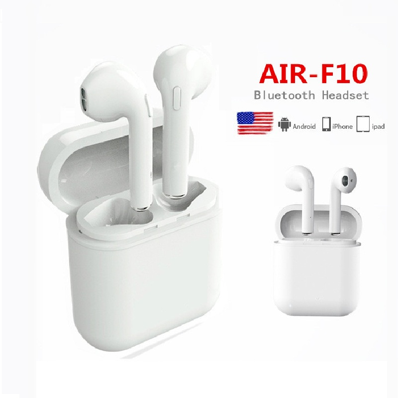 New Wireless mini Bluetooth Earbuds double ear Wireless Headsets headphones wireless air pods earphone For apple Andorid Iphone
