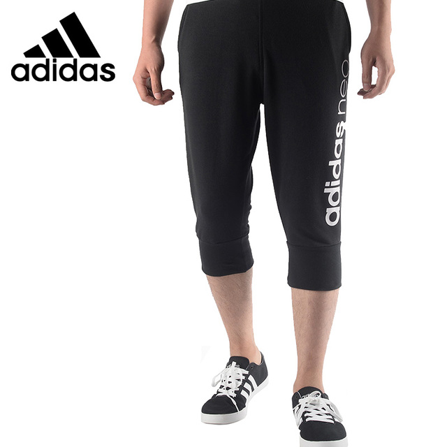 Original New Arrival Adidas NEO Label M BSC 3 4 Men s Shorts Sportswear 3896ff0762ee