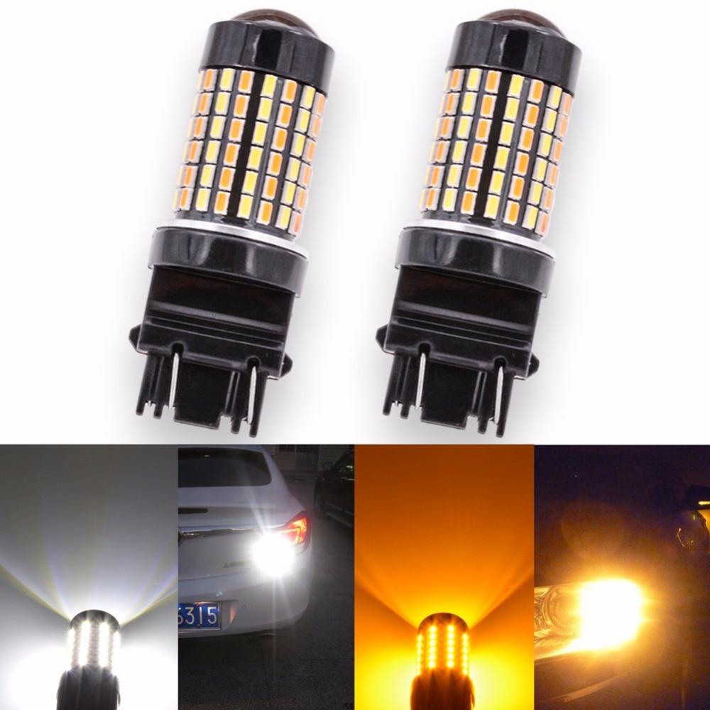 10 Pack Voltage Automotive Standard Replacement 3157 Automotive Brake Light Turn Signal Side Marker Tail Light Bulb