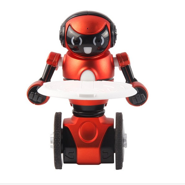 New F1 Rechargeable Remote Intelligent Robots Against Induction Loading Balance One-wheel Dancing Robots Children Toys Xmas Gift robots in disguise 1 step changers