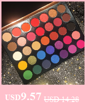 15 cores diamante glitter sombra pallete maquiagem