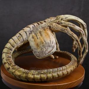 Image 4 - Alien Face Hugger Poseable Replica PVC Action Figure Collectible Model Toy 120cm