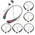 Deporte wireless headset bluetooth HBS760, 3D estéreo de auriculares V4.1 bluetooth para auriculares, banda para el cuello Estilo para todos los teléfonos