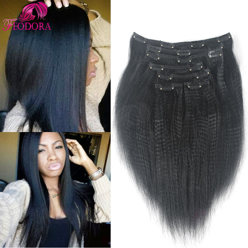 Human hair clip in extensions china trendy hairstyles in the usa human hair clip in extensions china pmusecretfo Image collections