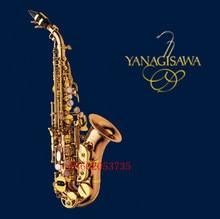New Yanagisawa Soprano Saxophone Bb Phosphorus red copper Sax SC-992 Yanagisawa Musical Instrument Free Promotions