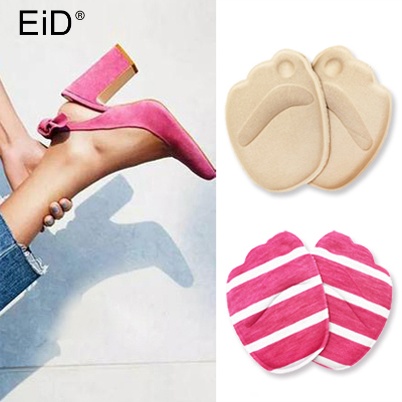 EID sponge High Heel Shoes Forefoot Cushion Insoles Comfort for Front Relieve Insoles Pain Blisters Shoes Insoles Toe PadsEID sponge High Heel Shoes Forefoot Cushion Insoles Comfort for Front Relieve Insoles Pain Blisters Shoes Insoles Toe Pads