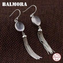 BALMORA 2 Styles Gland Boucles D'oreilles 925 En Argent Sterling Boucles D'oreilles pour Les Femmes Cadeaux femmes Élégant Bijoux Aretes TRS30844