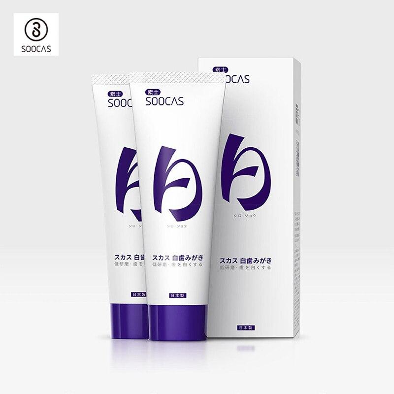 Intelligent Xiaomi Soocas Bleaching Toothpast Bleaching Oral Hygiene Zahnpasta Menthol Zu Freshyour Atem Hitze Und Durst Lindern. Heimautomatisierungs-sets