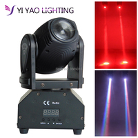 moving head 10W RGBW 4IN1 led dmx beam movng spot light for dj equipment