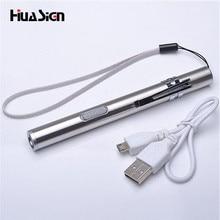 Hot Sale Portable USB Charge Round Moon Shaped Light Aluminium Alloy Super Mini Flashlight Led Flashlight Torch Lights