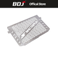 BDJ For Kawasaki VULCAN S VN650 2015 2016 Aluminum Radiator Guard Water Tank Coolant Grill Grille Net Cover Protector