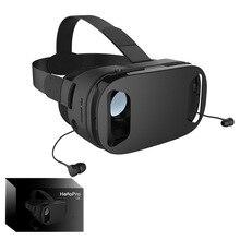 Наушники Обновление версии Очки виртуальной реальности 3D VR очки гарнитура шлемы игре коробки игры VR коробка