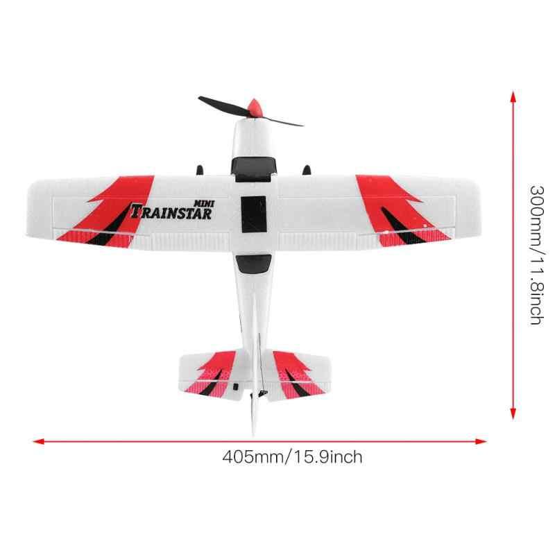 Volantex V761-1 Firstar Мини RC самолет 2,4 ГГц 3CH 6 оси гироскопа Micro дистанционного Управление самолет игрушки RTF для детей подарок Лидер продаж