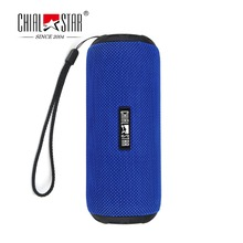 Фотография Chialstar Outdoors Portable Bluetooth 4.1 Speaker With IPX6 Waterproof Fabric, M2 Blue Wireless Sports Portable Speaker 2017