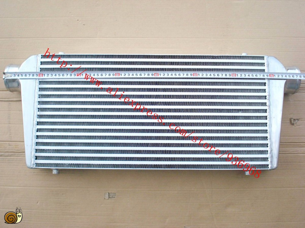 Intercooler Core size 600mmx300mmx76mm, In/Outlet 3inch,Universal type Bar&plate interooler supplier by AAA Turbocharger Parts epman 76mm universal lightweight aluminum fin turbo type intercooler core size 600x280x76mm ep int0017 100