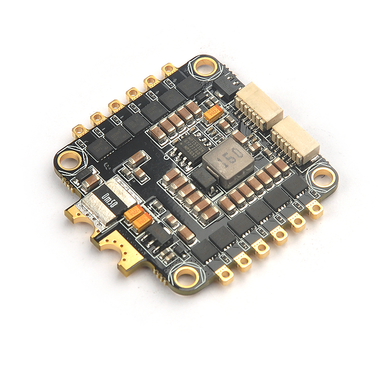 BS430 ESC 30A 3-6S 4 in 1 BLHeli-S firmware Dshot 4x30A F3 F4 Fly-tower Speed Controller for FPV Camera Drone Quadcopter flytower f3 f4 pro v2 flight control integrated osd 4 in 1 esc blheli s dshot 150 300 600 for fpv racing drone quadcopter