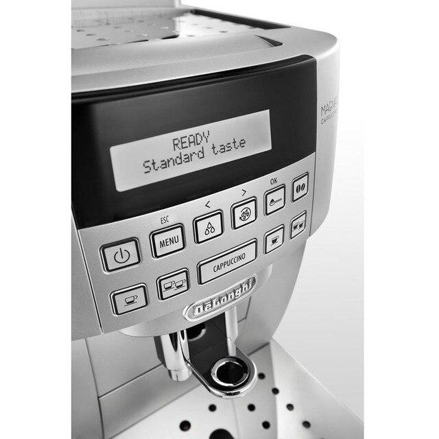 Coffee Maker Pump Type 2 in 1 Foamer Milk Foam Espresso Machine Italian Coffee Bean Grinder Machine ECAM22.360.S 1