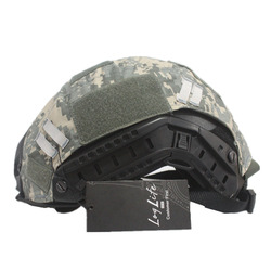 Emers capacete cobertura de pano capacete para Paintball Wargame Army Tactical Airsoft Militar Capacete Capa Para Rápido Capacete ciclismo